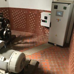 Mantenimiento industrial, eléctrico y mecánico