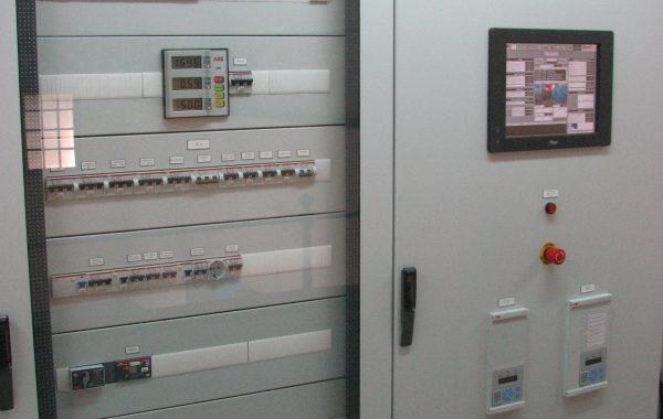 Automatización C.H.ILLES